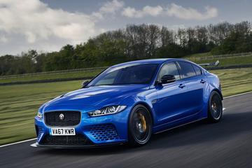 Jaguar Project 8 komt in twee smaken