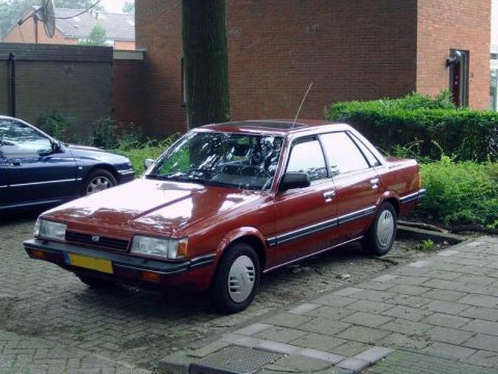 Subaru 1.8 GL (1990)