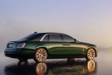 Nederlandse prijs Rolls-Royce Ghost bekend