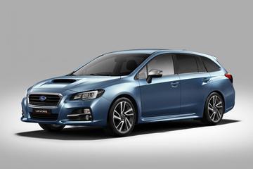 Subaru neemt Europese Levorg mee naar Genève