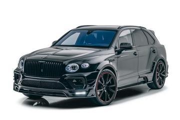 Bentley Bentayga volgens Mansory