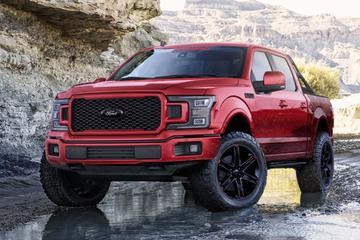 Ford brengt Mustangs en F-150's naar SEMA