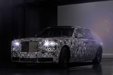 Rolls-Royce test met nieuw spaceframe