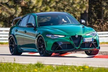 Test: Alfa Romeo Giulia GTAm
