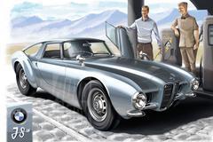 Zijn tijd vooruit: BMW i8