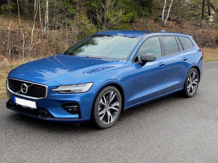 Volvo V60 T5 R-Design (2019)