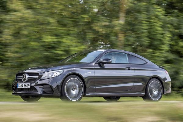Rij-impressie: Mercedes-AMG C 43 4MATIC Coupé