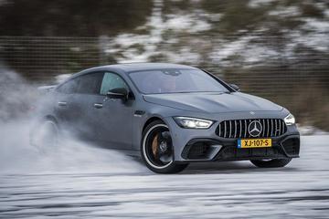 Mercedes-AMG GT 4-Door Coupé komt als plug-inhybride