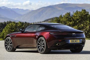 Aston Martin-CEO: 'Opvolgers DB11 en Vantage elektrisch'