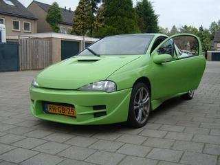Opel Tigra 1.4i-16V (1997)