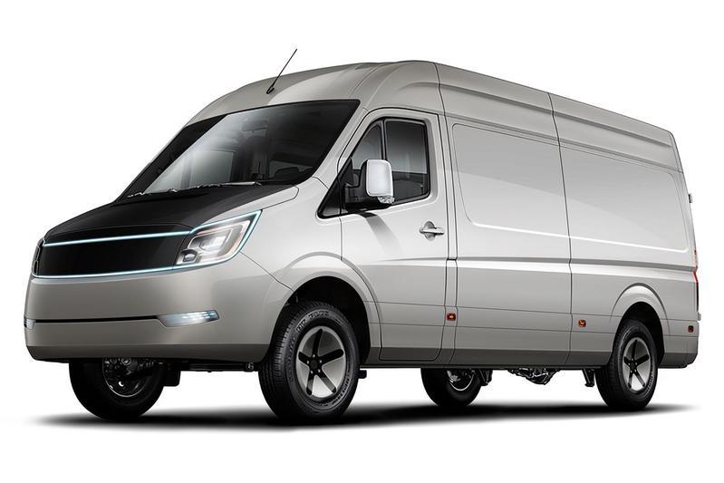 AVEVAI IONA Cargo Van (Sprinter)