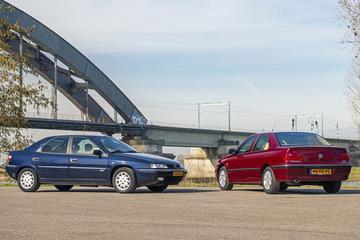 Citroën Xantia vs. Peugeot 406 - Occasiondubbeltest