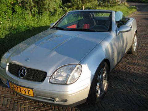 Mercedes Benz Slk 230 Kompressor 1997 Autoweek Nl