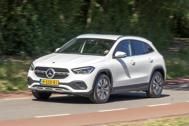 Test: Mercedes-Benz GLA 200