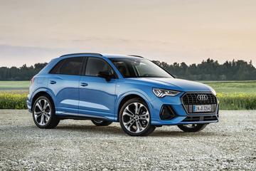 Audi Q3 plug-in hybride heeft prijs