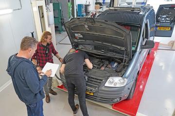 Volkswagen Caddy Maxi TDI – 2009 – 696.195 km - Klokje Rond