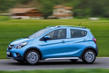 Opel Karl Rocks krijgt prijskaartje