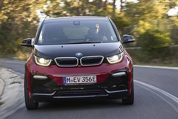 BMW i3 krijgt grotere accu