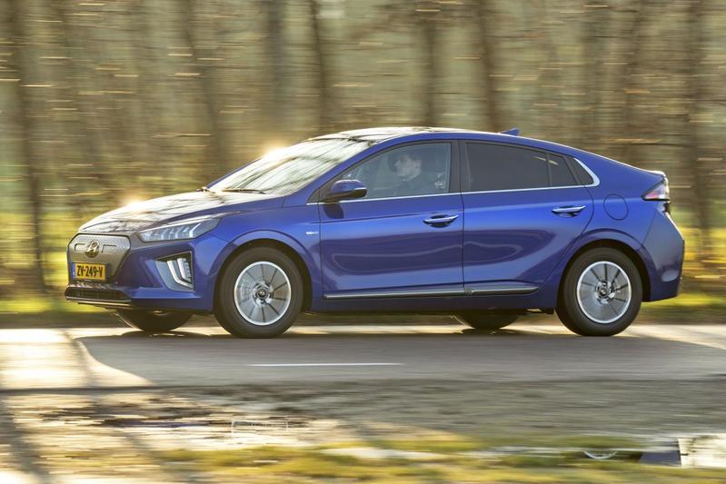 Hyundai Ioniq Electric EV