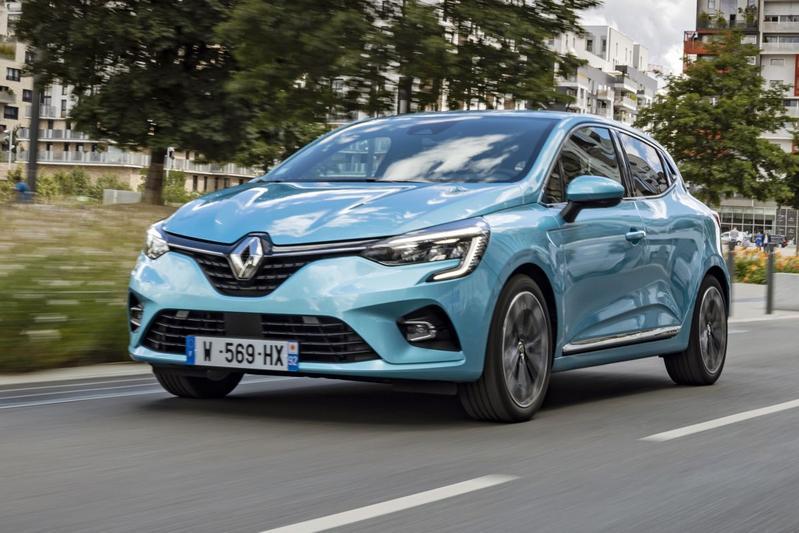 Renault Clio E-Tech - Eerste rijtest