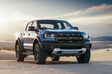 Officieel: Ford Ranger Raptor