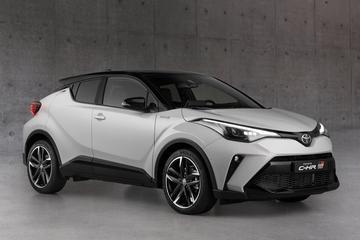 Toyota C-HR GR-Sport is nieuwe sportieve versie