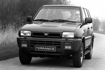 Facelift Friday: Nissan Terrano II