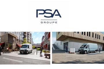 Elektrische Peugeot Boxer en Citroën Jumper gepresenteerd