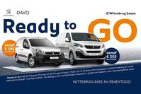 Peugeot DAVO Ready to Go