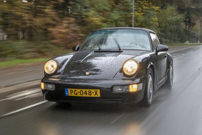 Porsche 911 Carrera 4 Targa – 1993 – >461.615 km - Klokje Rond