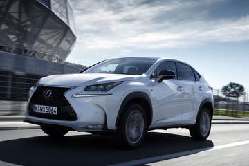 Lexus geeft specificaties NX 200t