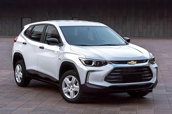 Nieuwe Chevrolet Tracker in beeld