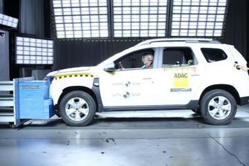 Nul Latin NCAP-sterren voor Renault Duster en Suzuki Swift