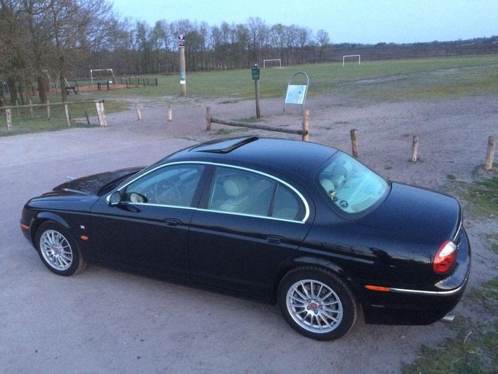 Jaguar S-Type 2.7D Executive (2006)
