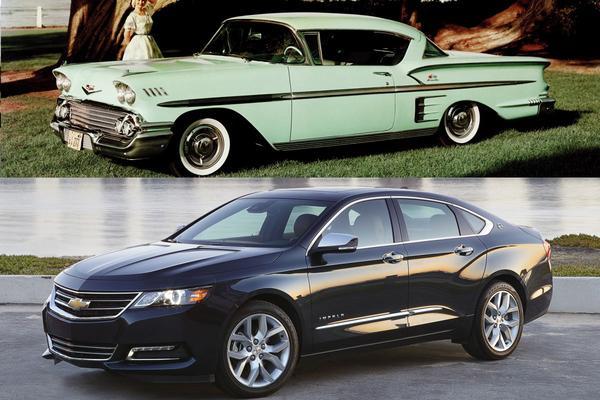 Chevrolet bouwt vandaag allerlaatste Impala