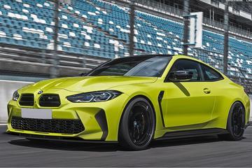 BMW M4 krijgt nieuw front van Prior Design