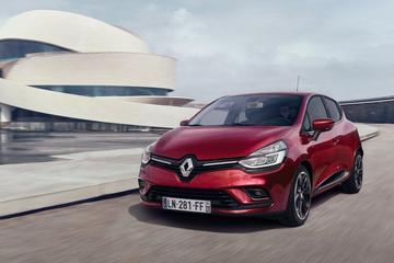Renault Clio (facelift)