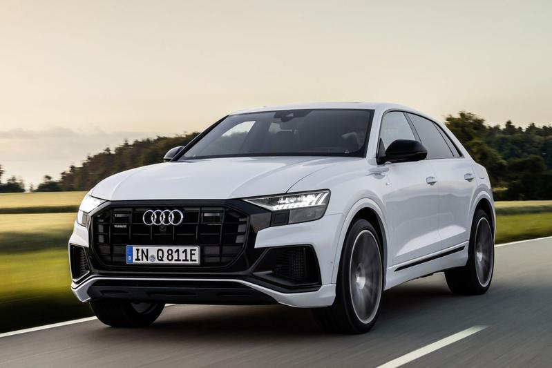 Test: Audi Q8 60 TFSIe