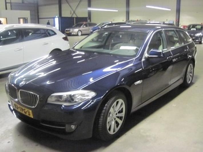 BMW 520d Touring High Executive (2012) #4