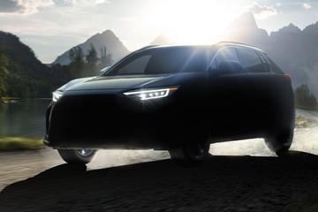 Subaru Solterra: Subaru's elektrische SUV