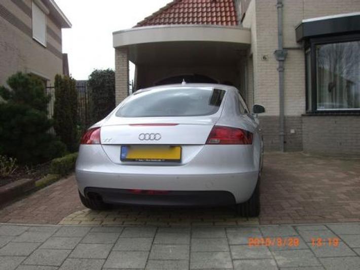 Audi TT Coupé 2.0 TFSI (2008) review - AutoWeek.nl
