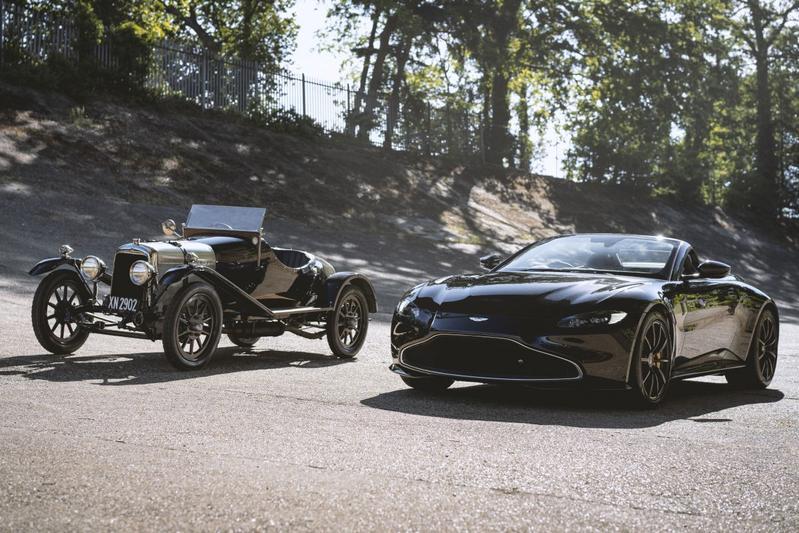 Aston Martin Vantage Q