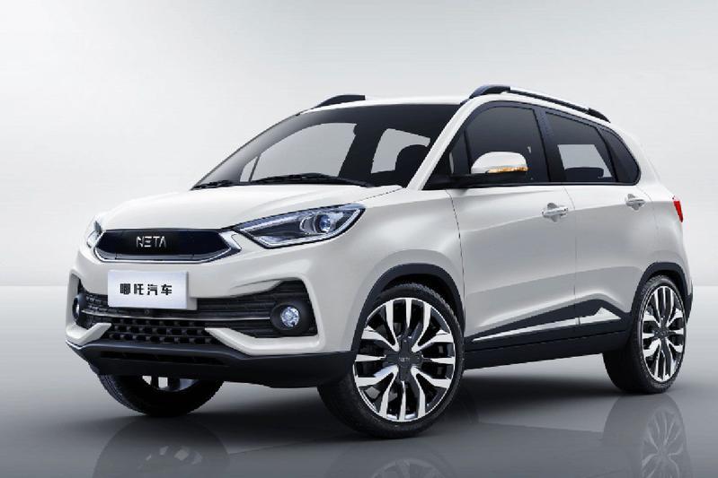 Nieuwe EV uit China: Neta N01
