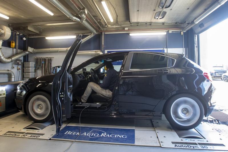 Alfa Romeo Giulietta 1.7 TBI QV - Op de Rollenbank