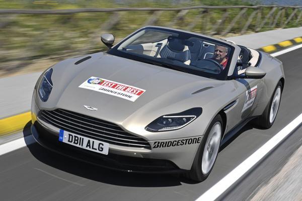 Rij-impressie: Aston Martin DB11 Volante