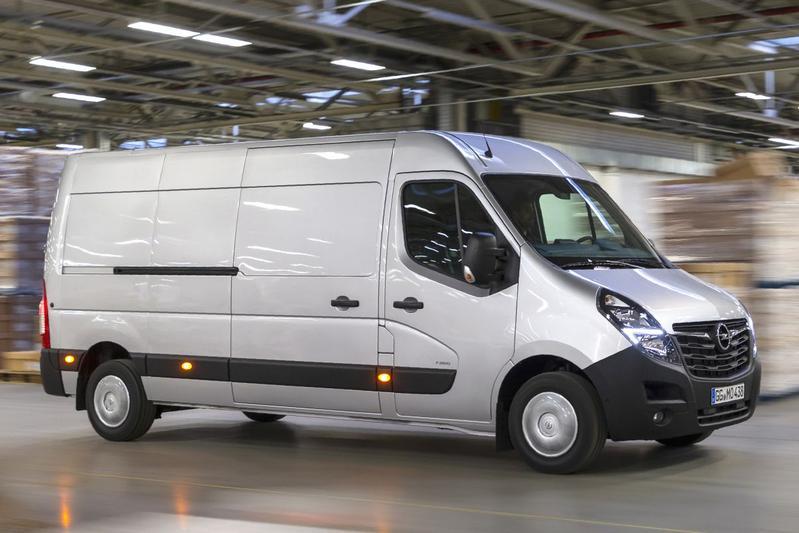 Opel Movano 2020