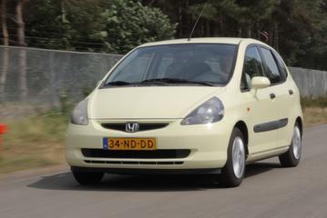 Honda Jazz - 2003 - 347.502 km - Klokje Rond