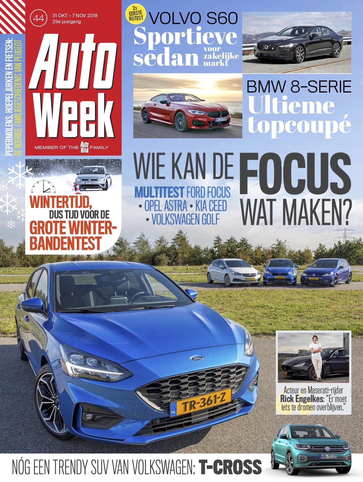 AutoWeek 44 2018