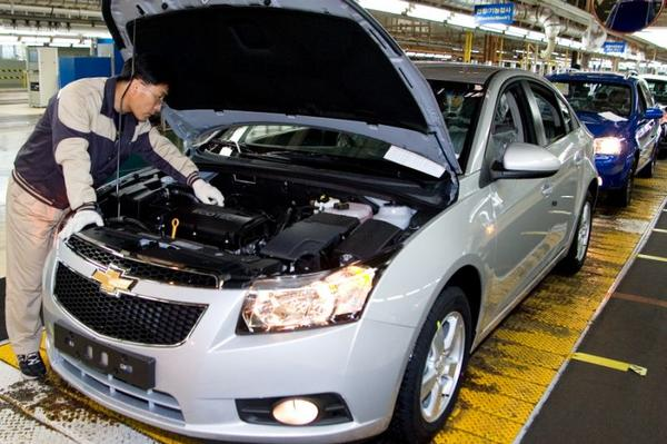 Heeft GM in Zuid-Korea nog kans van slagen?