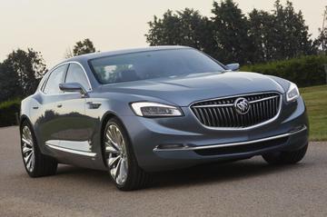Buick toont toekomstvisie met Avenir